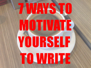 motivate yourself to write an essay