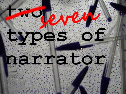 #1. The 7 Narrator Types