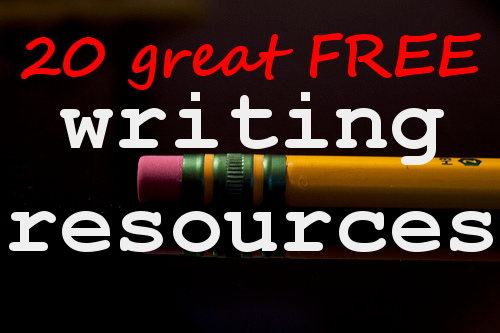 #8. Online Writing  Resources