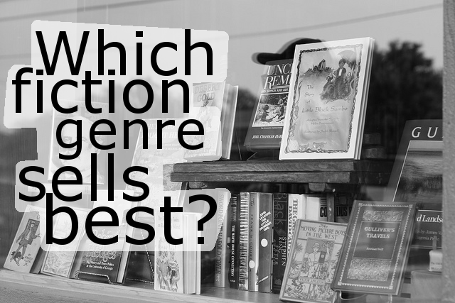 #4. Which fiction genre sells best?