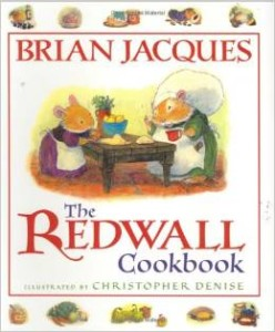 cover of The Redwall Cookbook