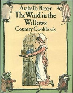 cover of The Wind in the Willows Country Cookbook