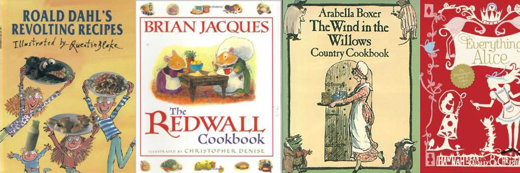 10 Cookbooks Inspired by Children's Classics