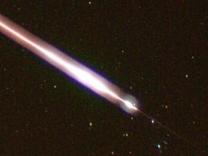 meteor or comet