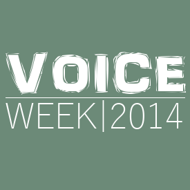 Voice Week 2014 Monday