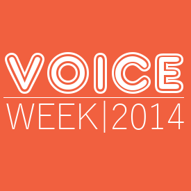Voice Week 2014 Tuesday