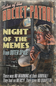 10 Drool-Worthy Gifts for Writers - #3 Pulp-o-Mizer Custom Pulp Magazine Covers