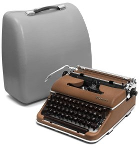 10 Drool-Worthy Gifts for Writers - #10 antique typewriter